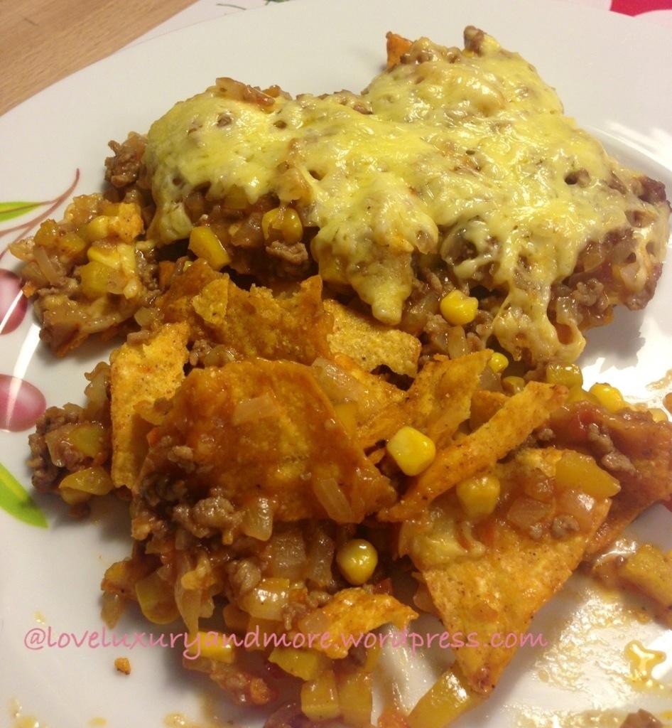 Rezept] TeX Mex Küche – Überbackene Nachos | loveluxuryandmore