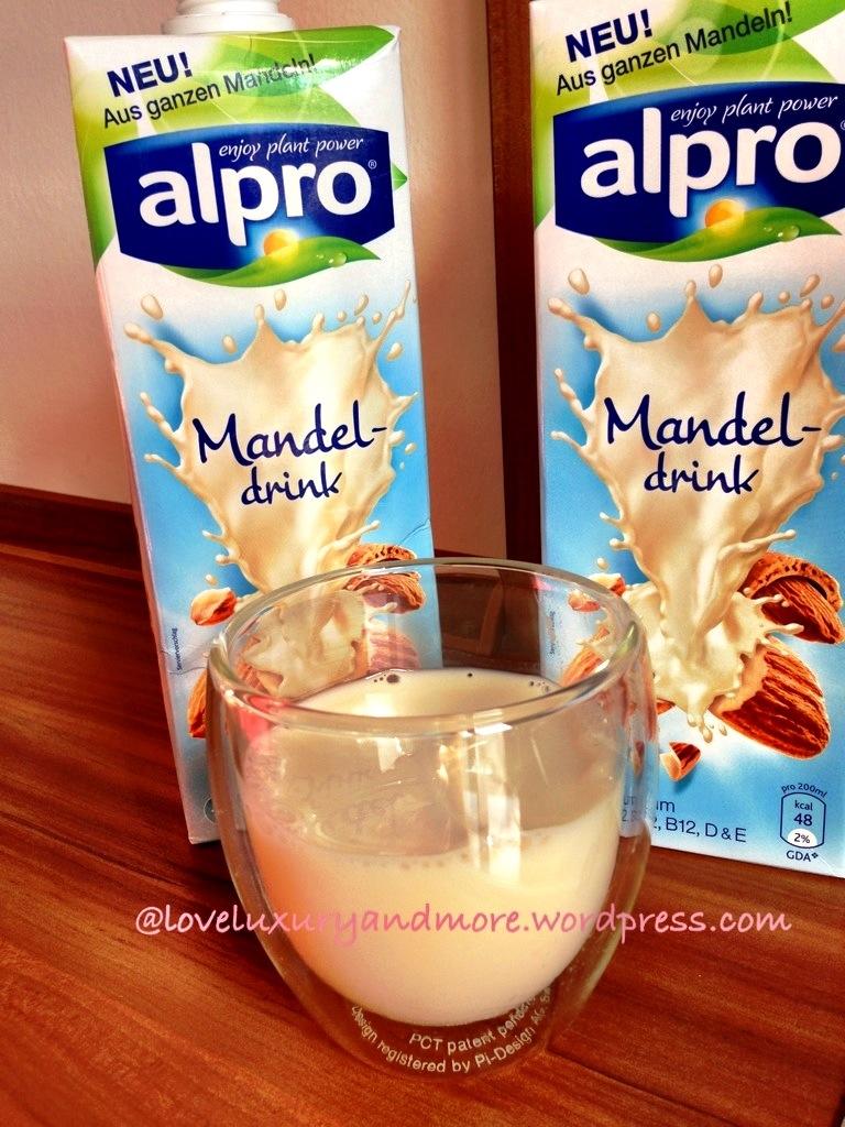 Mandelmilch Alpro